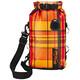 SealLine Discovery Deck Dry Bag 10l orange plaid